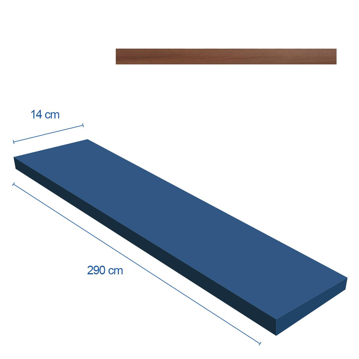 Piso Deck Cedar Ladrillo Mate - 14X290 - 0.42 m2