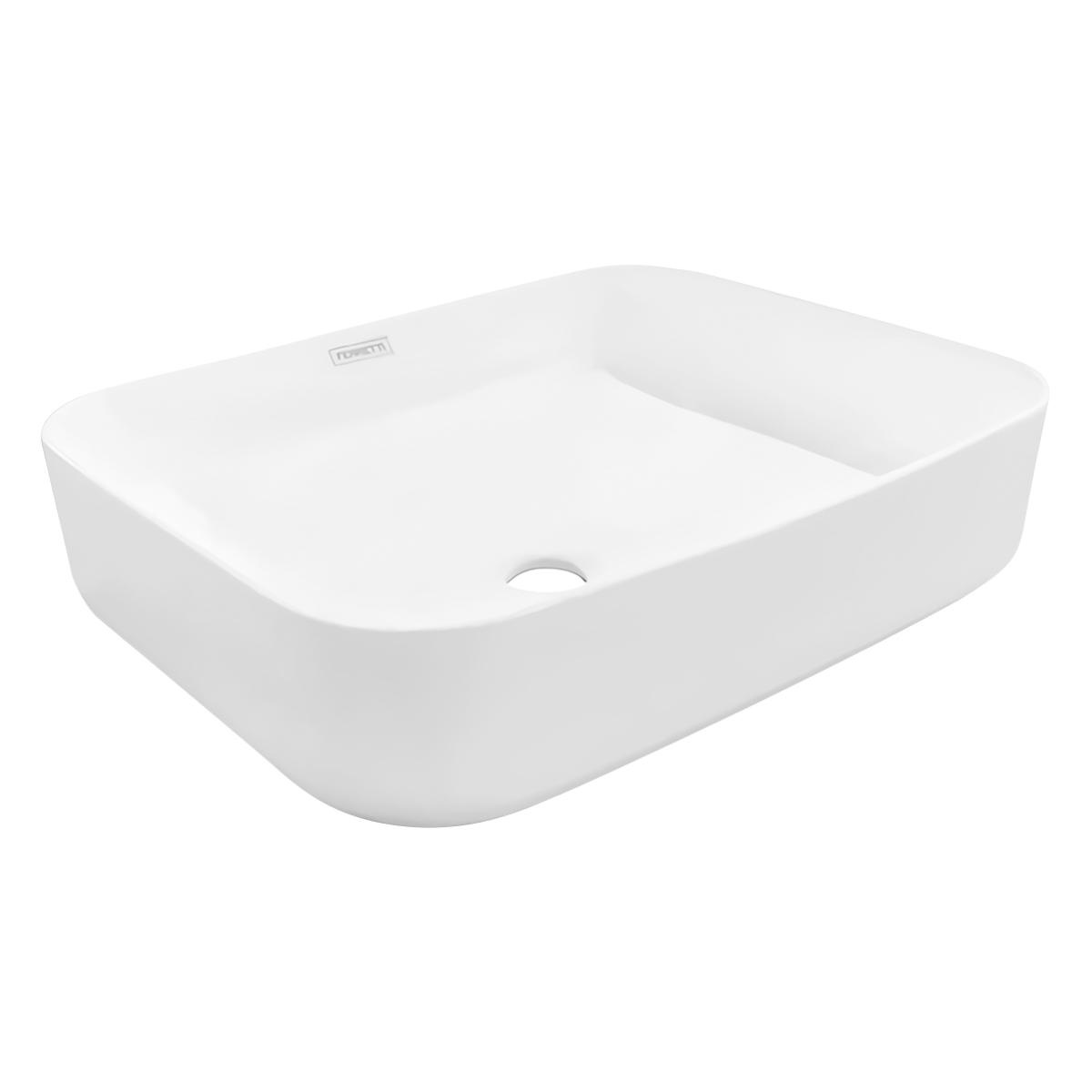 Bowl Hermes Slim 50 Para Sobreponer - Blanco