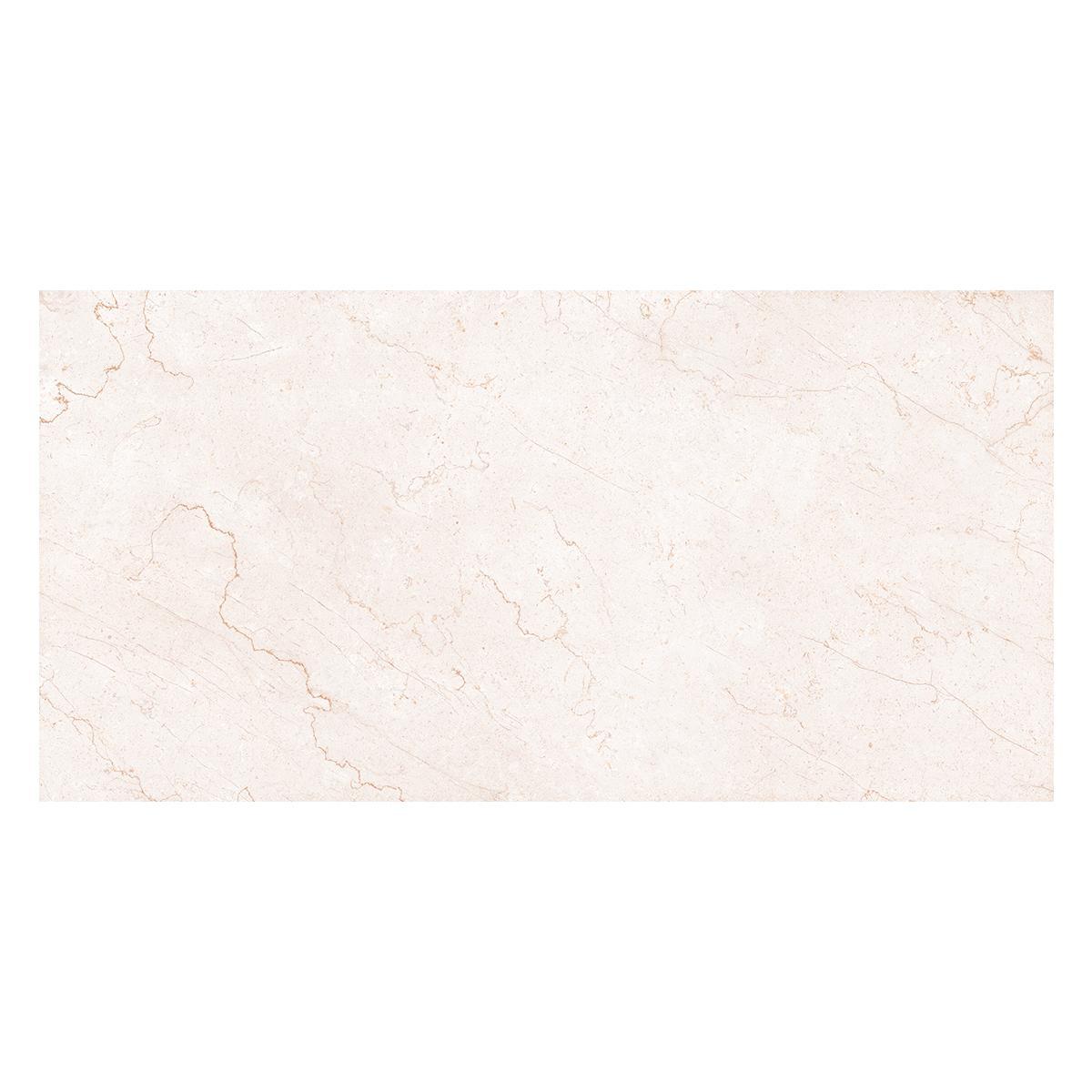 Porcelanato Sarca Hueso Brillante - 60X120 cm - 1.44 m2