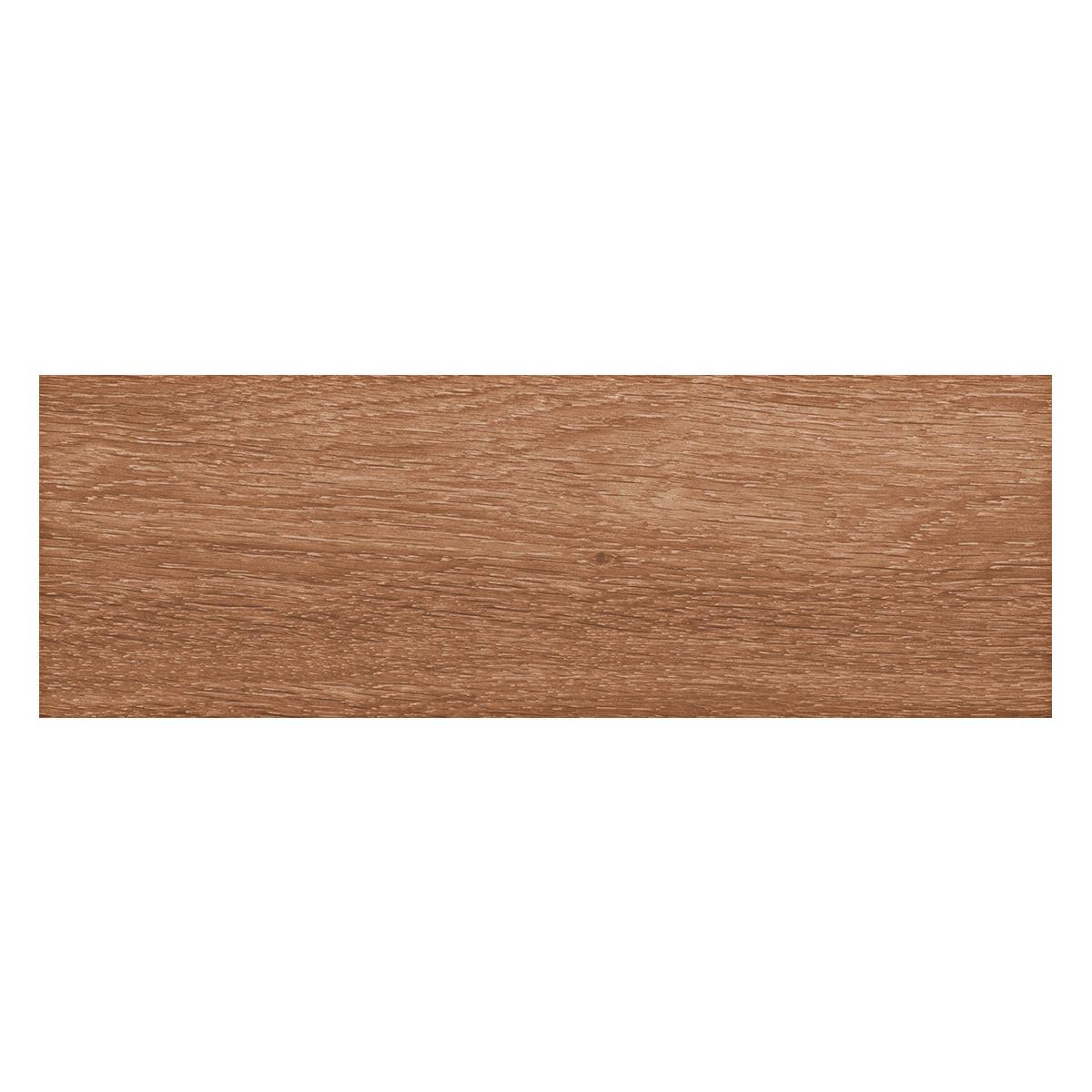 Piso Caoba Caramelo Mate - 20X60 cm - 1.44 m2