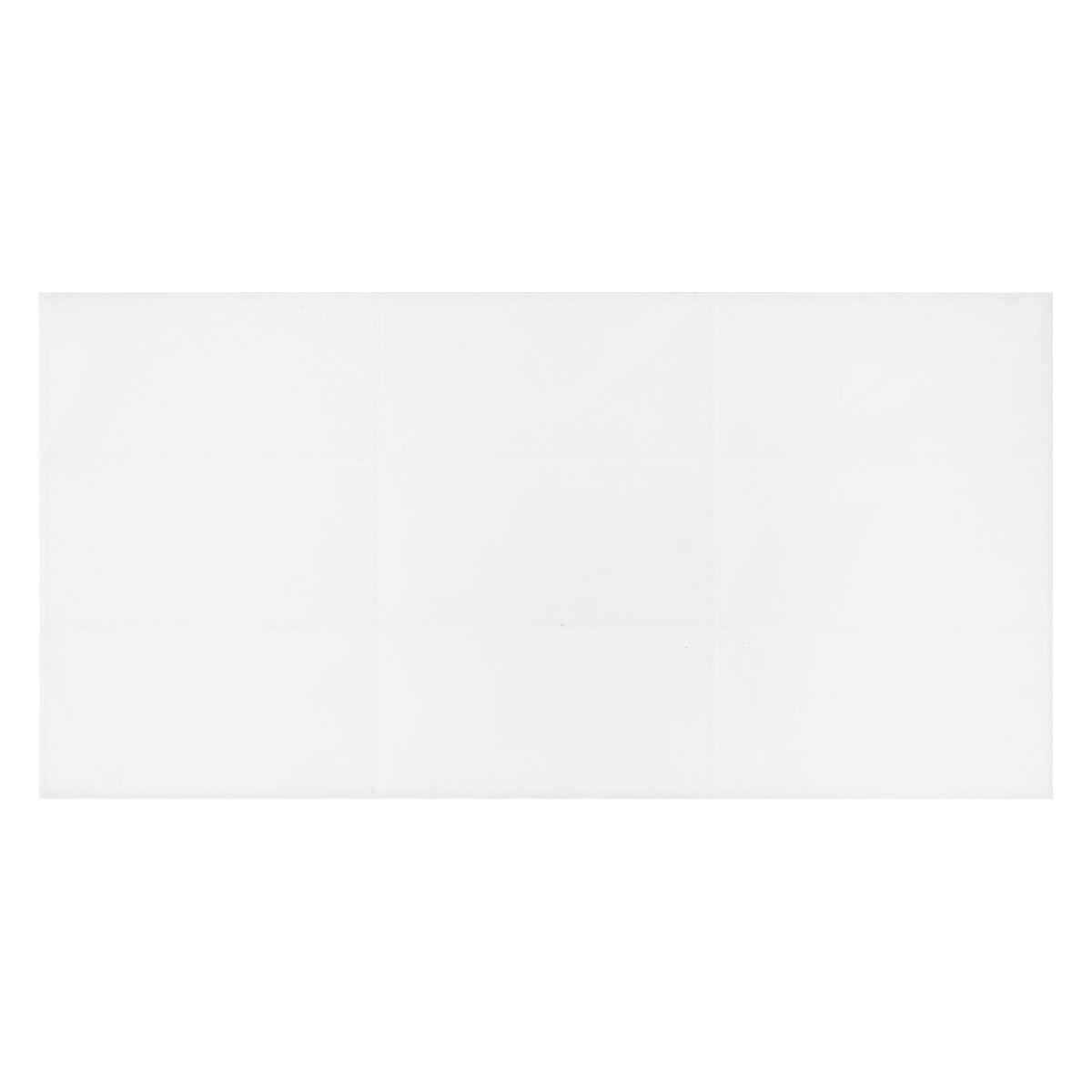 Mayólica Square Blanco Mate - 30X60 cm - 1.44 m2