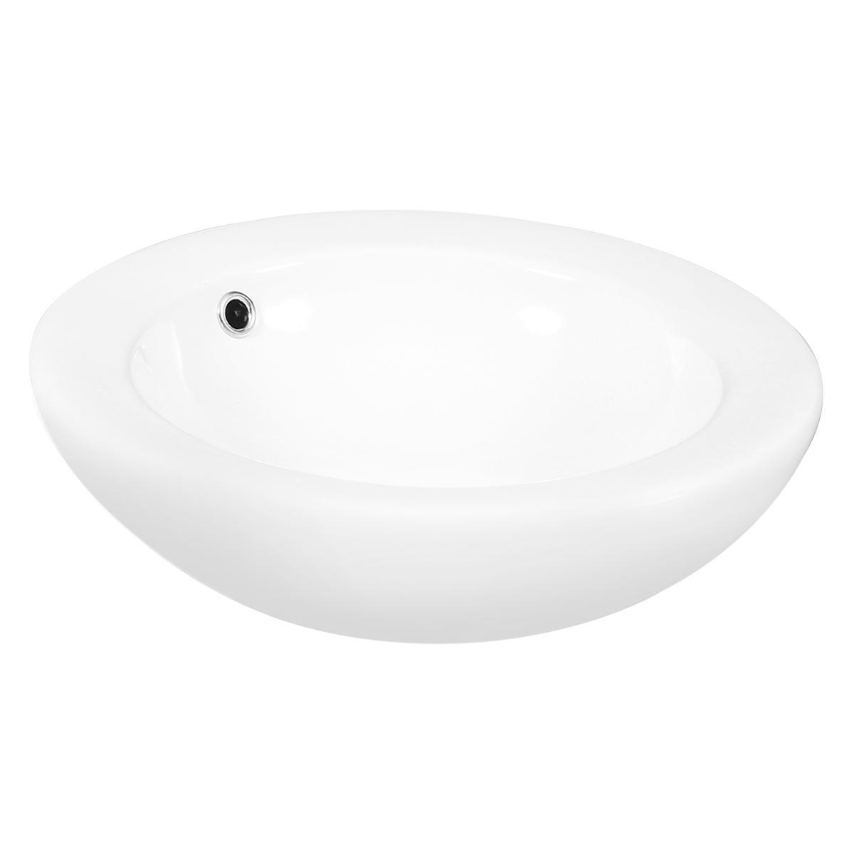Bowl Roma Para Sobreponer - Blanco