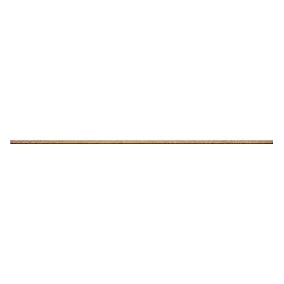 Perfil De Dilatación Roble Natural Mate - 10X240 cm