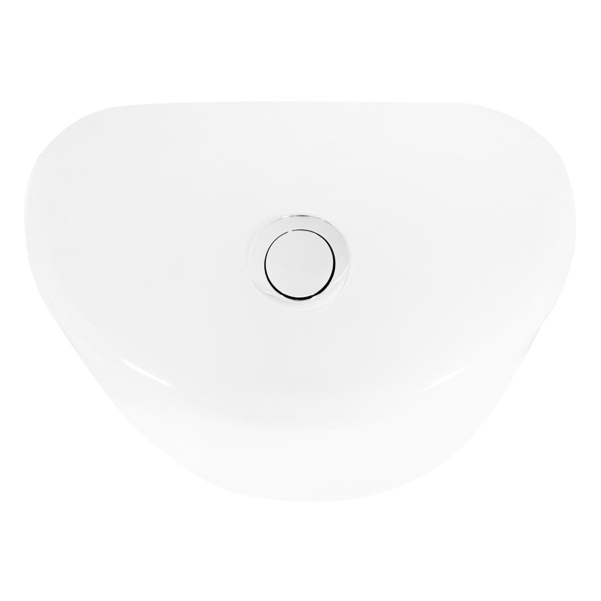 Estanque Rapid Fresh Descarga Simple - Blanco