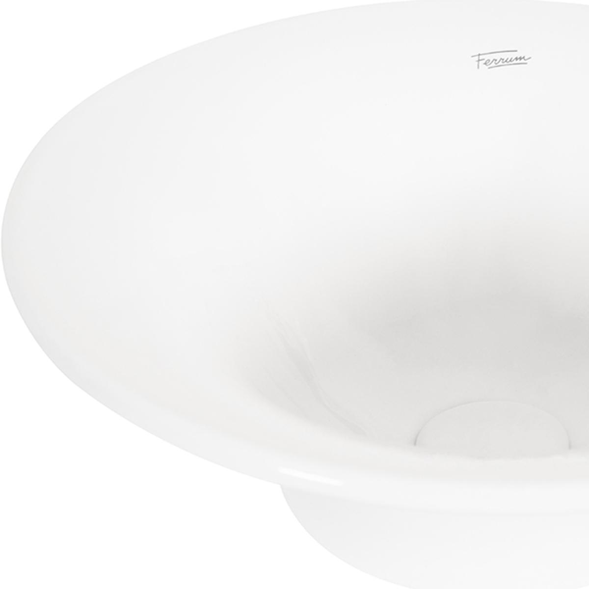 Lavatorio Andros Para Sobreponer - Blanco