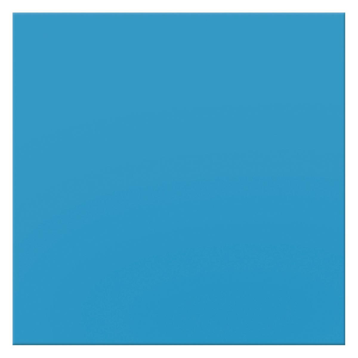 Mayólica Piscina Celeste Semi Brillante - 30X30 cm - 2.34 m2