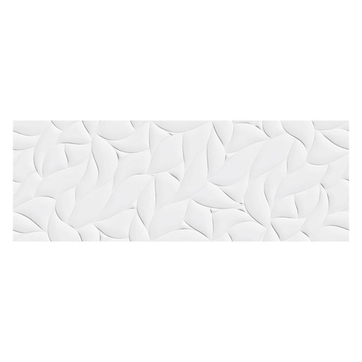 Mayólica Marmi Blanco Brillante - 31.6X90 cm - 0.85 m2