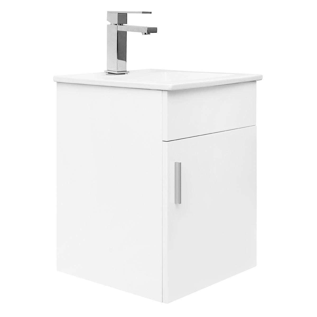 Mueble Para Baño Lhotse - Blanco