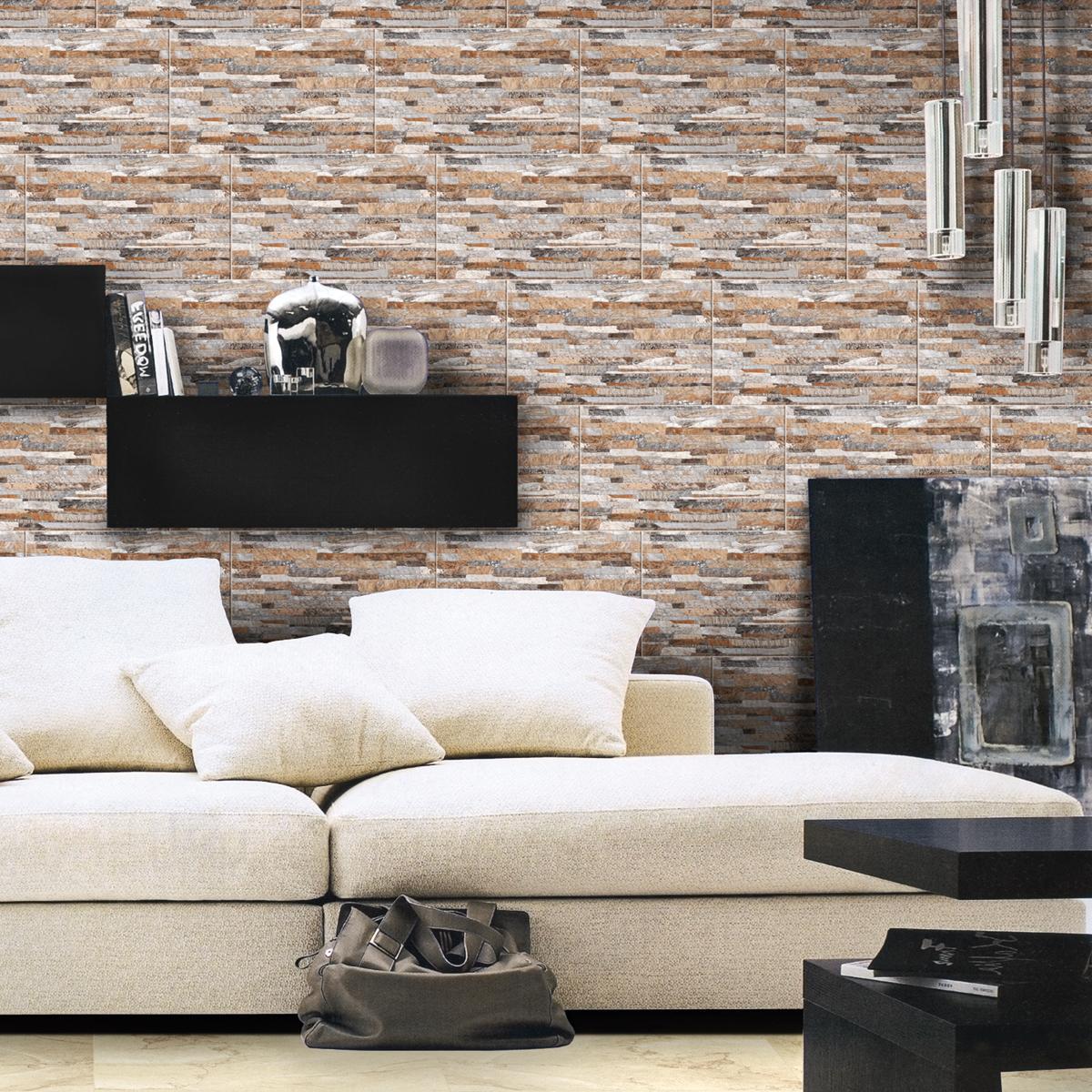 Fachaleta Tentación Beige Mate - 27X45 cm - 1.70 m2