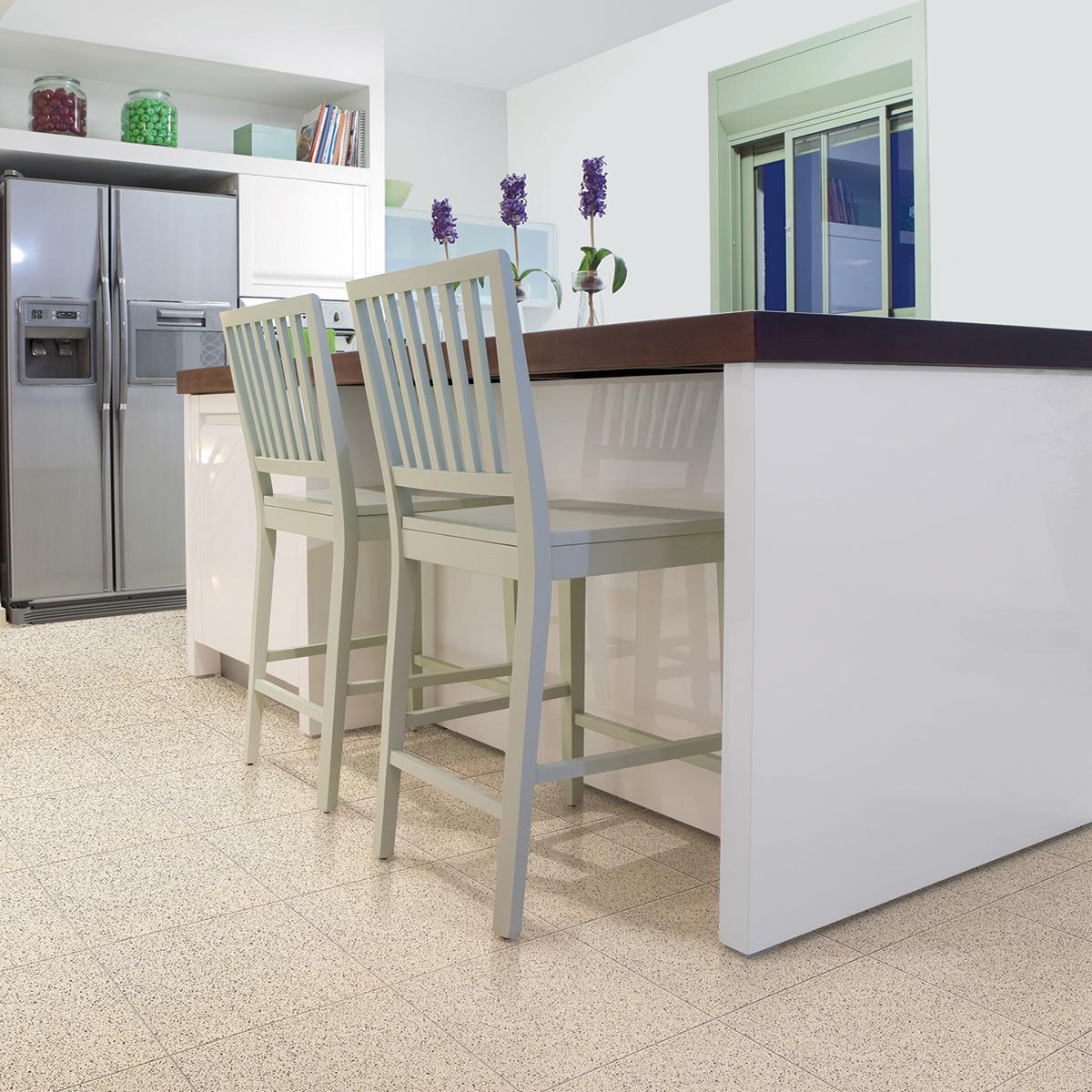 Piso Granito II Beige Brillante - 60X60 cm - 1.80 m2