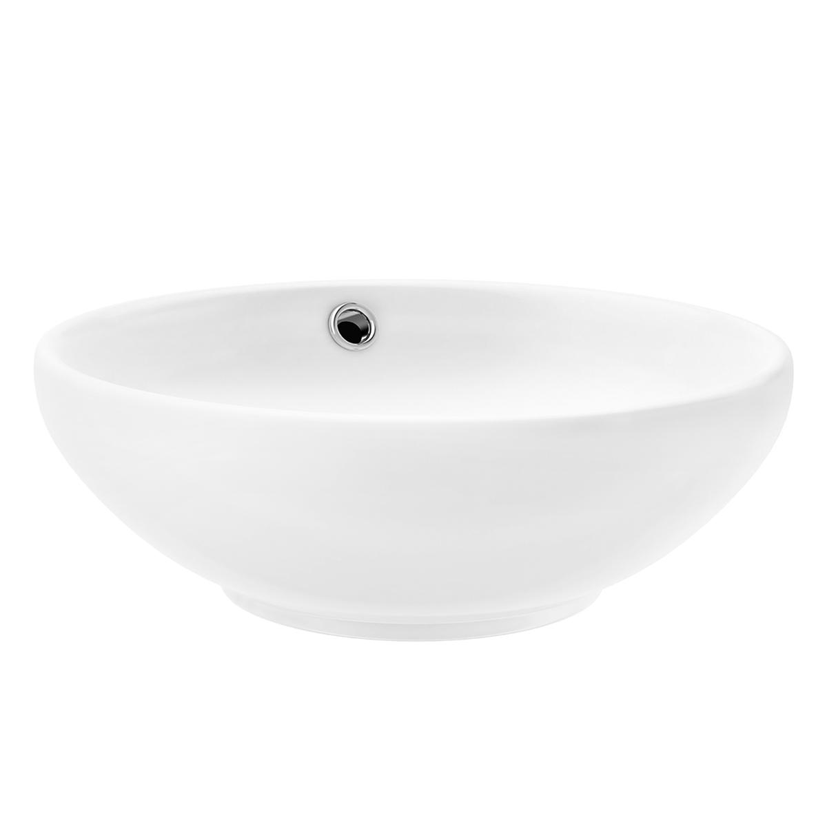Bowl Cozumel Para Sobreponer - Blanco