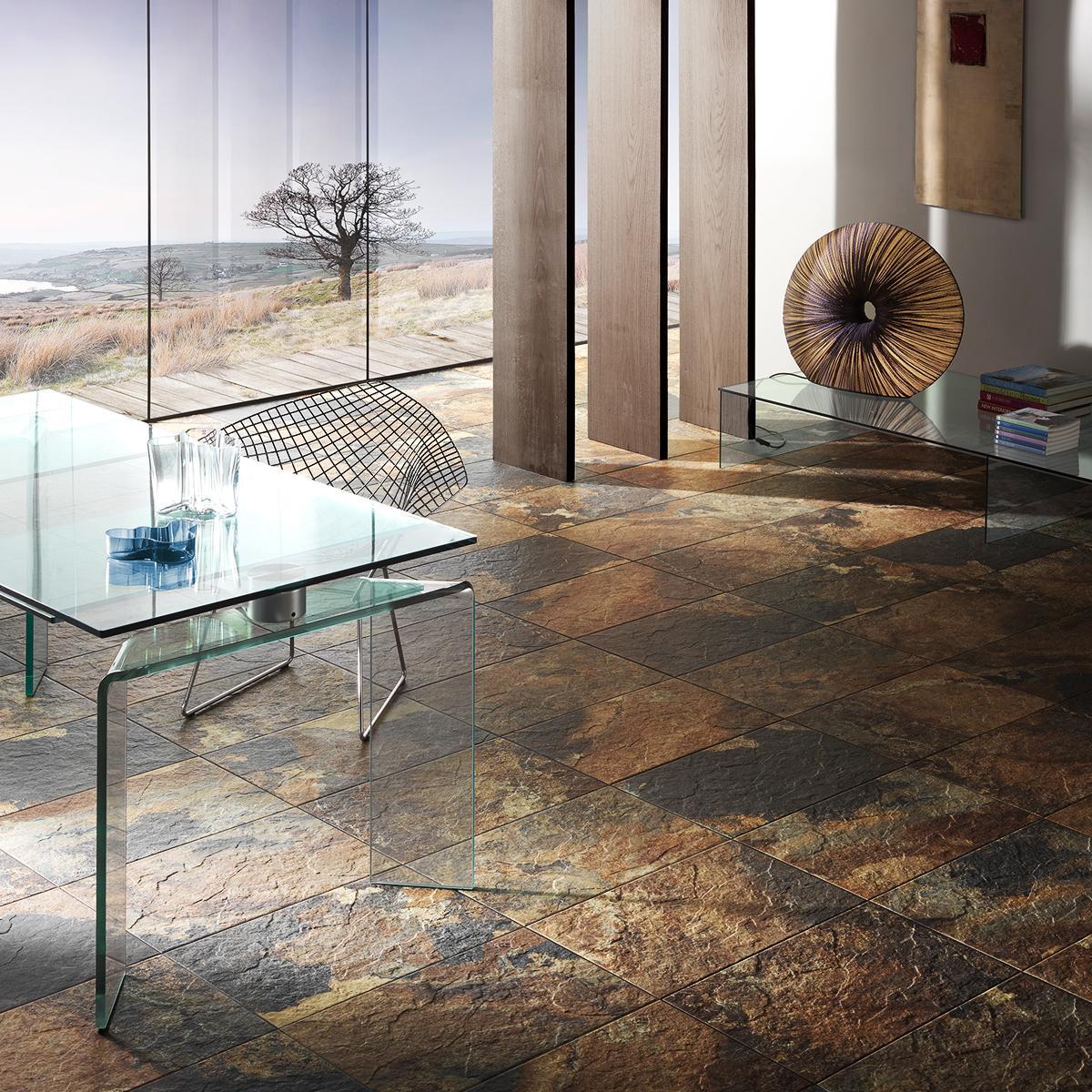 Porcelanato Kalahari Beige Mate - 40X60 cm - 0.96 m2