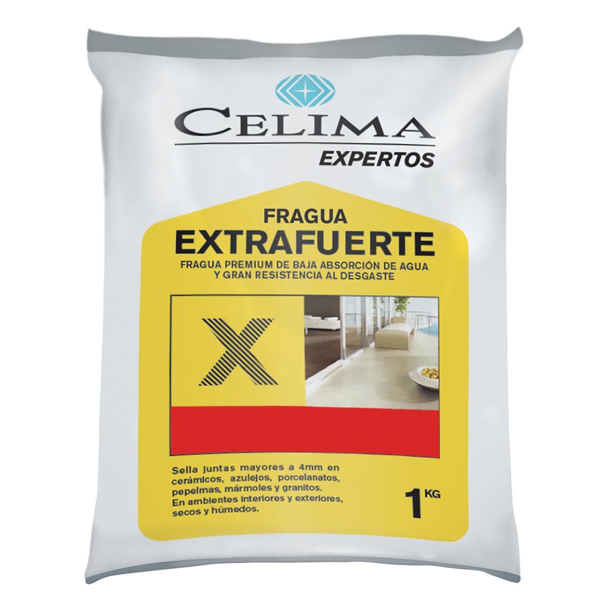 Fragua Premium Extrafuerte Teja - 1 KG