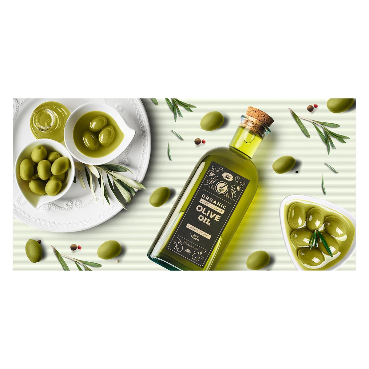 Inserto Olivo Verde Brillante - 30X60 cm - 1 pza