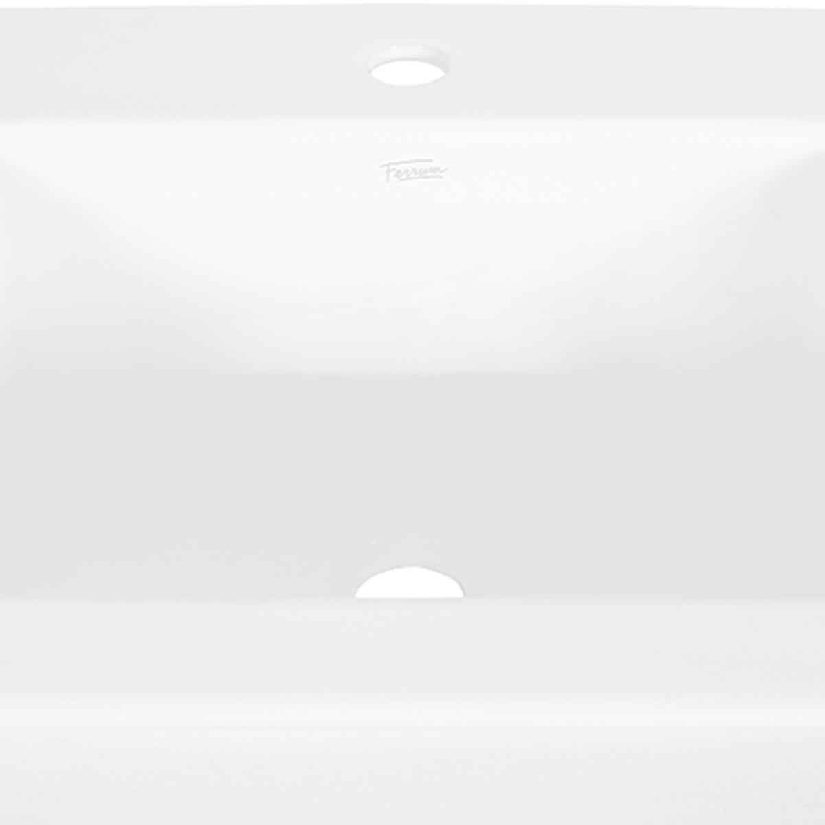 Lavatorio Elea Para Empotrar - Blanco