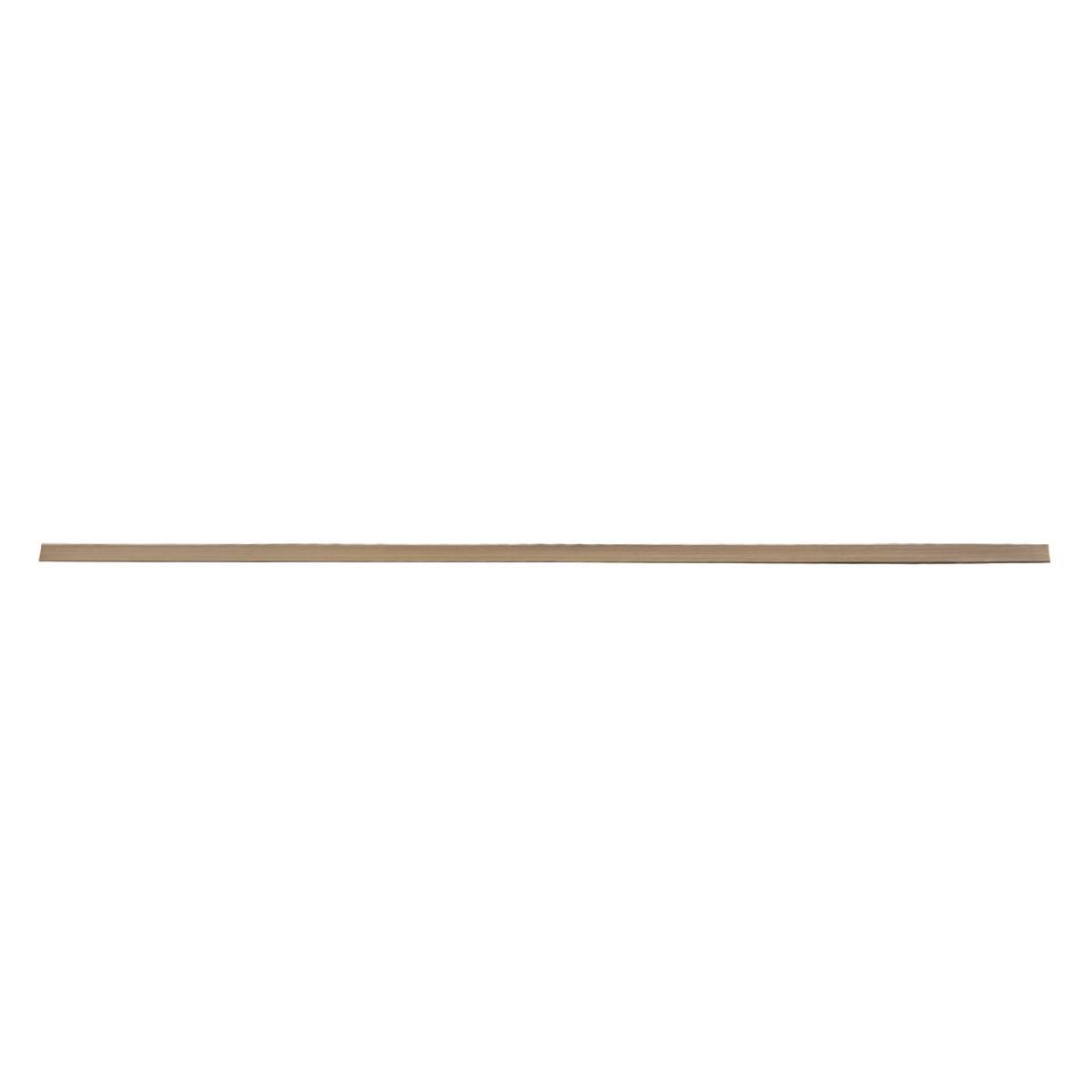 Perfil De Dilatación European Classic Roble Cappuccino Mate - 5X200 cm