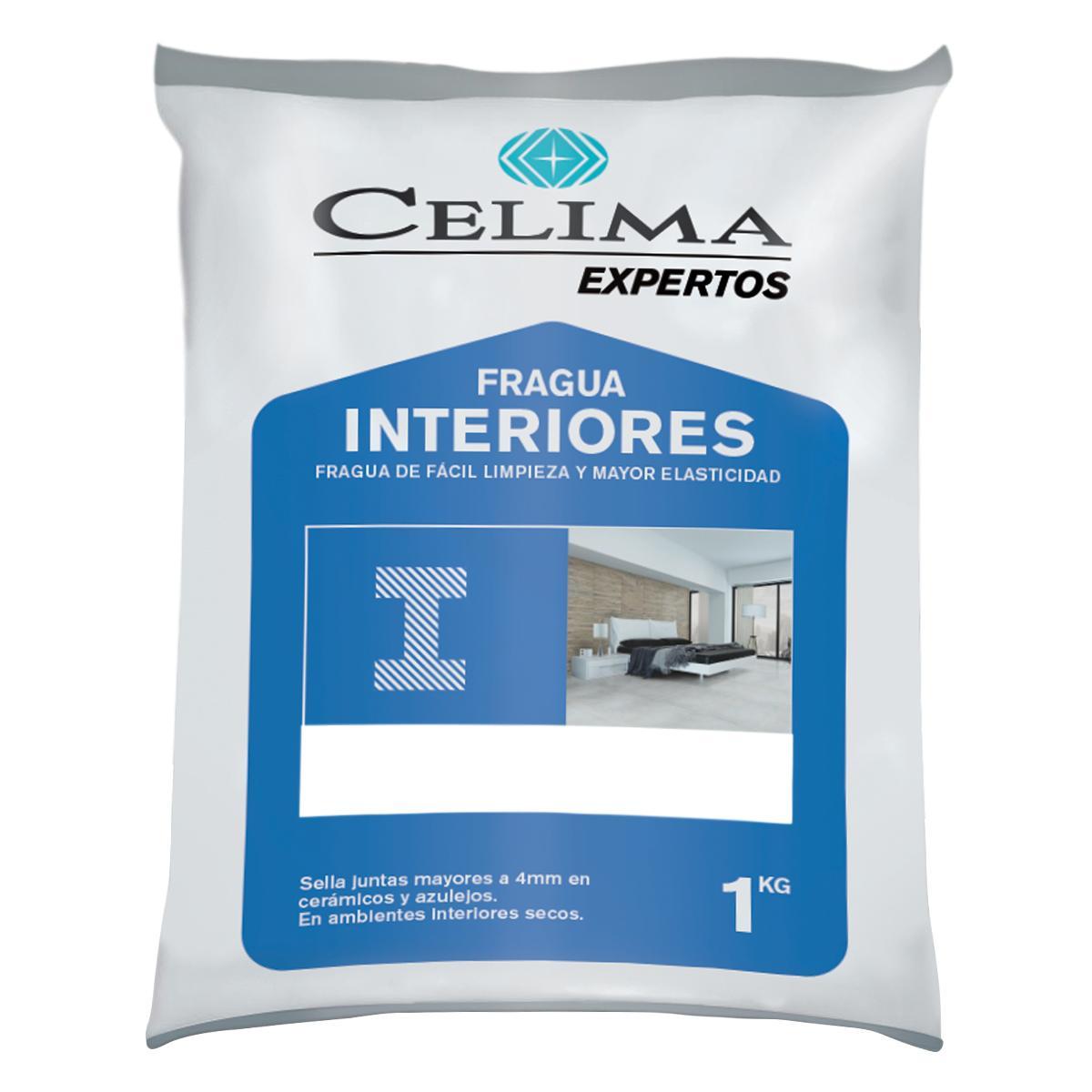 Fragua Interiores Blanco - 1 KG
