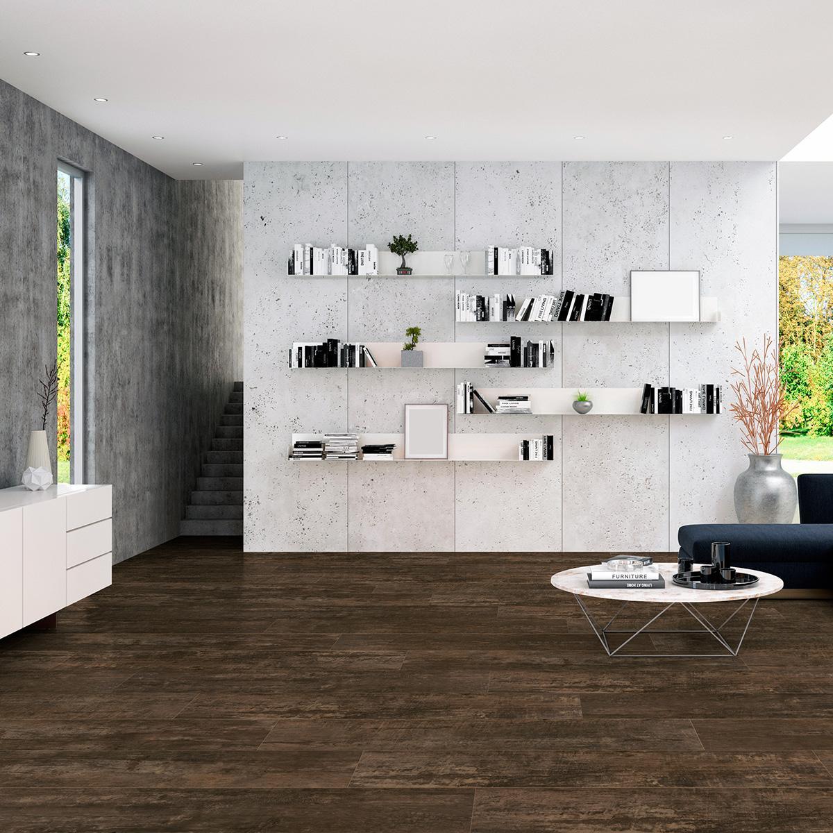 Piso PVC Manhattan Pino Niveus Mate - 18.4X12.2 - 2.24 m2