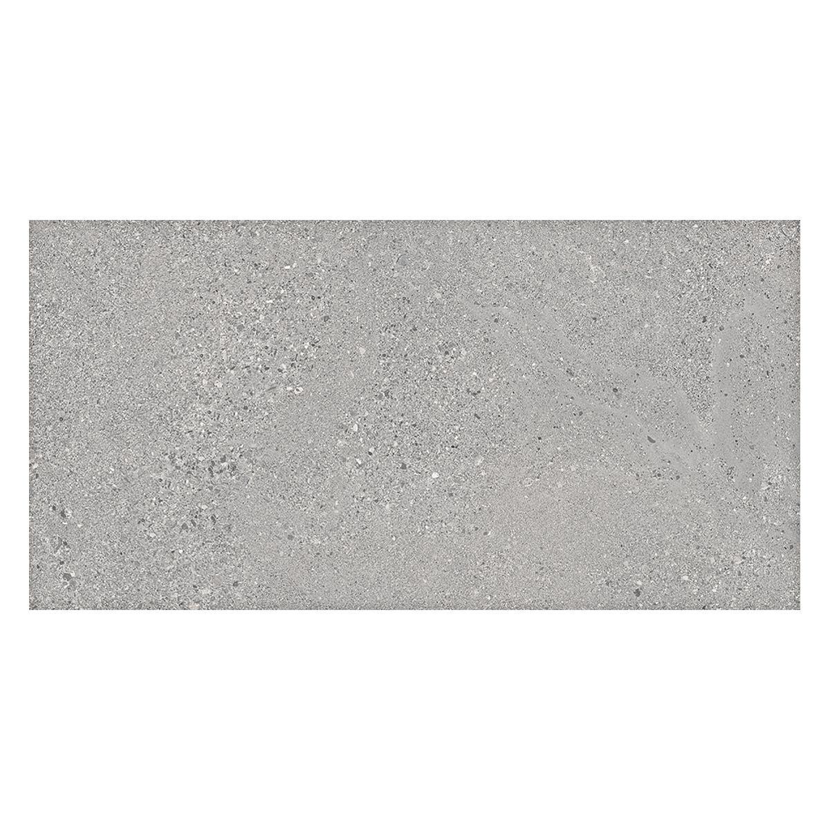 Porcelanato Grain stone Gris Mate - 60X120 cm - 1.44 m2