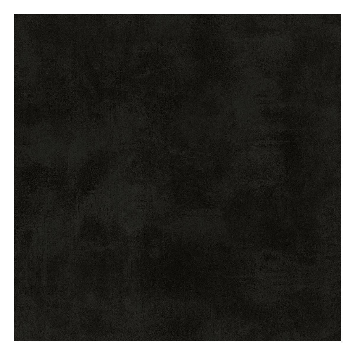Porcelanato Cement Negro Semi Brillante - 60X60 cm - 1.44 m2
