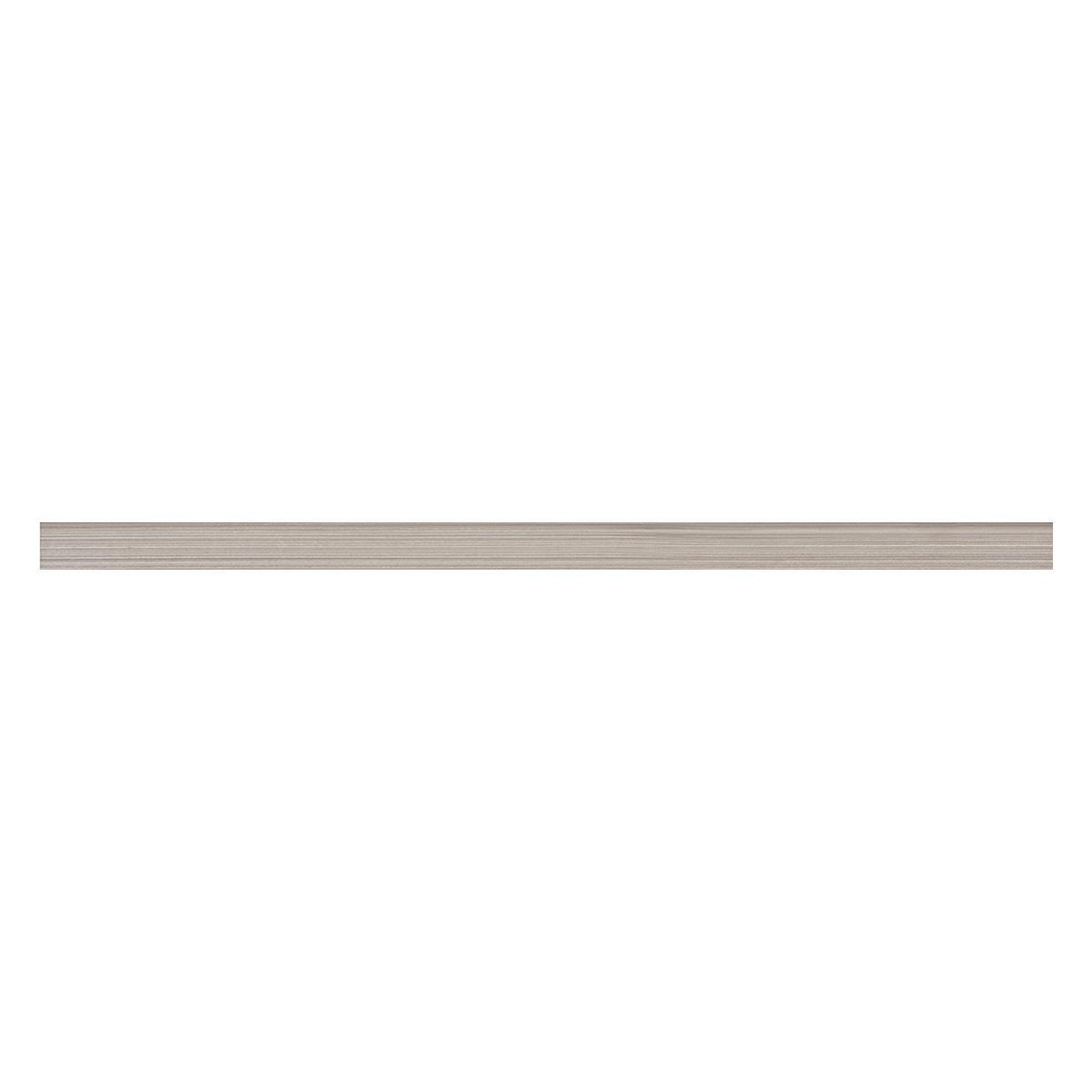 Perfil De Terminación Argo Navis Roble Silex Mate - 5X200 cm