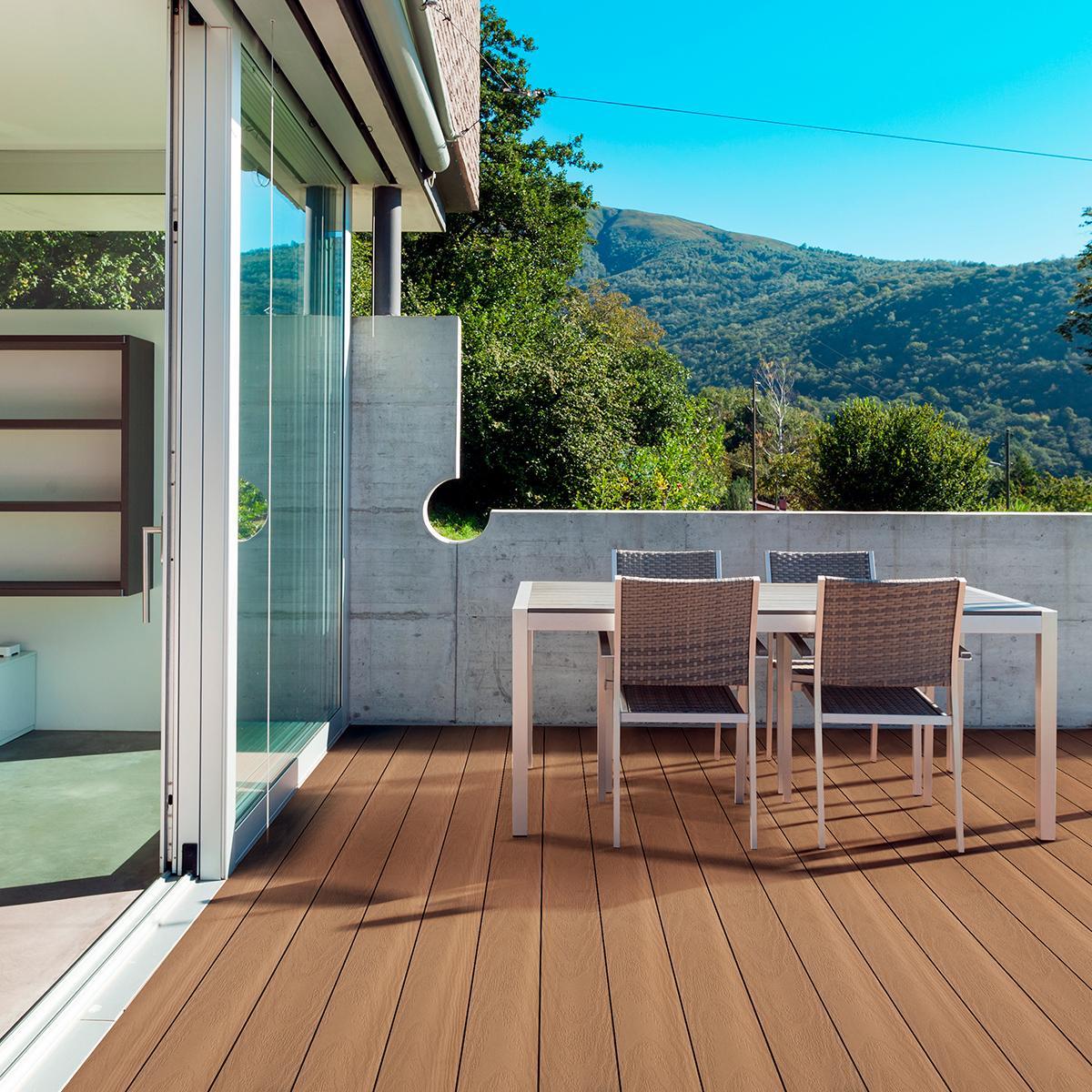 Piso Deck Sand Beige Mate - 14X290 - 0.42 m2