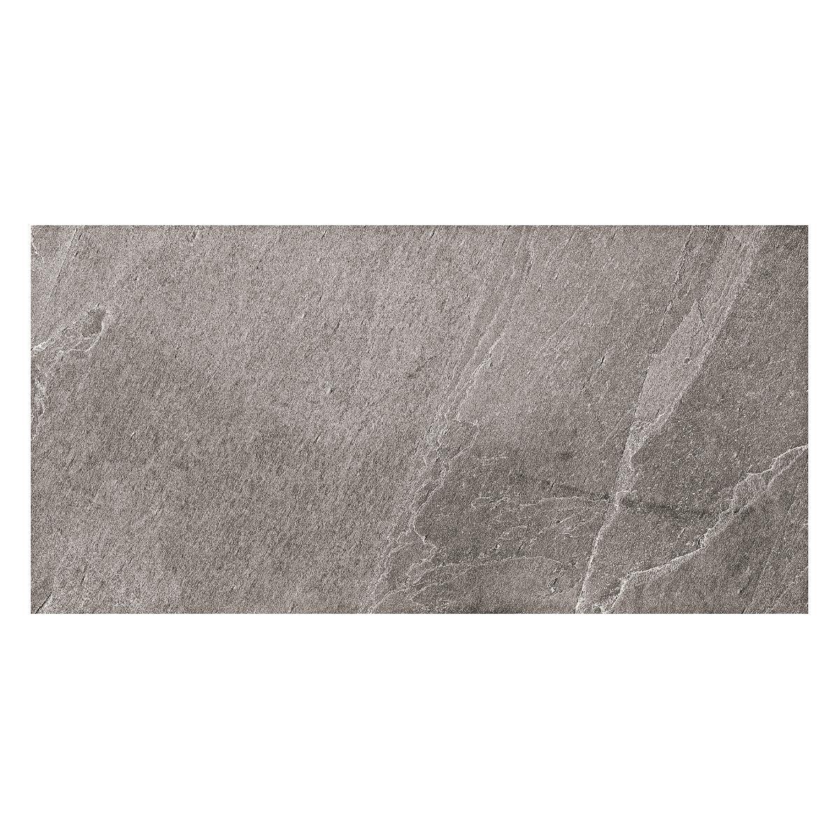 Porcelanato X Rock Gris Mate - 60X120 cm - 1.44 m2