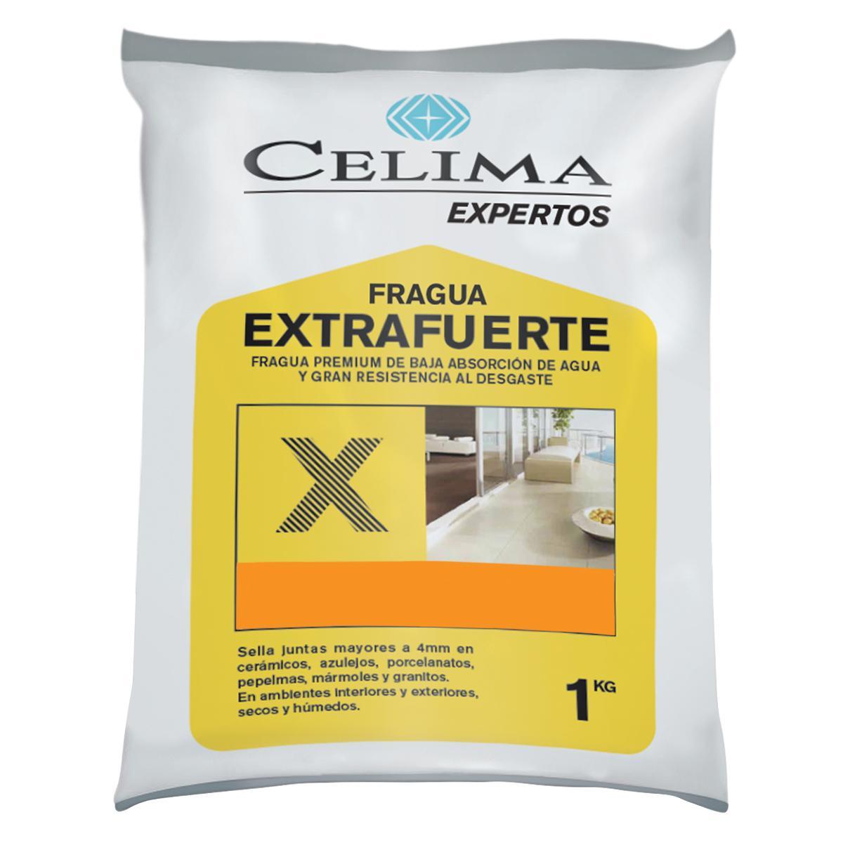 Fragua Premium Extrafuerte Caramelo - 1 KG