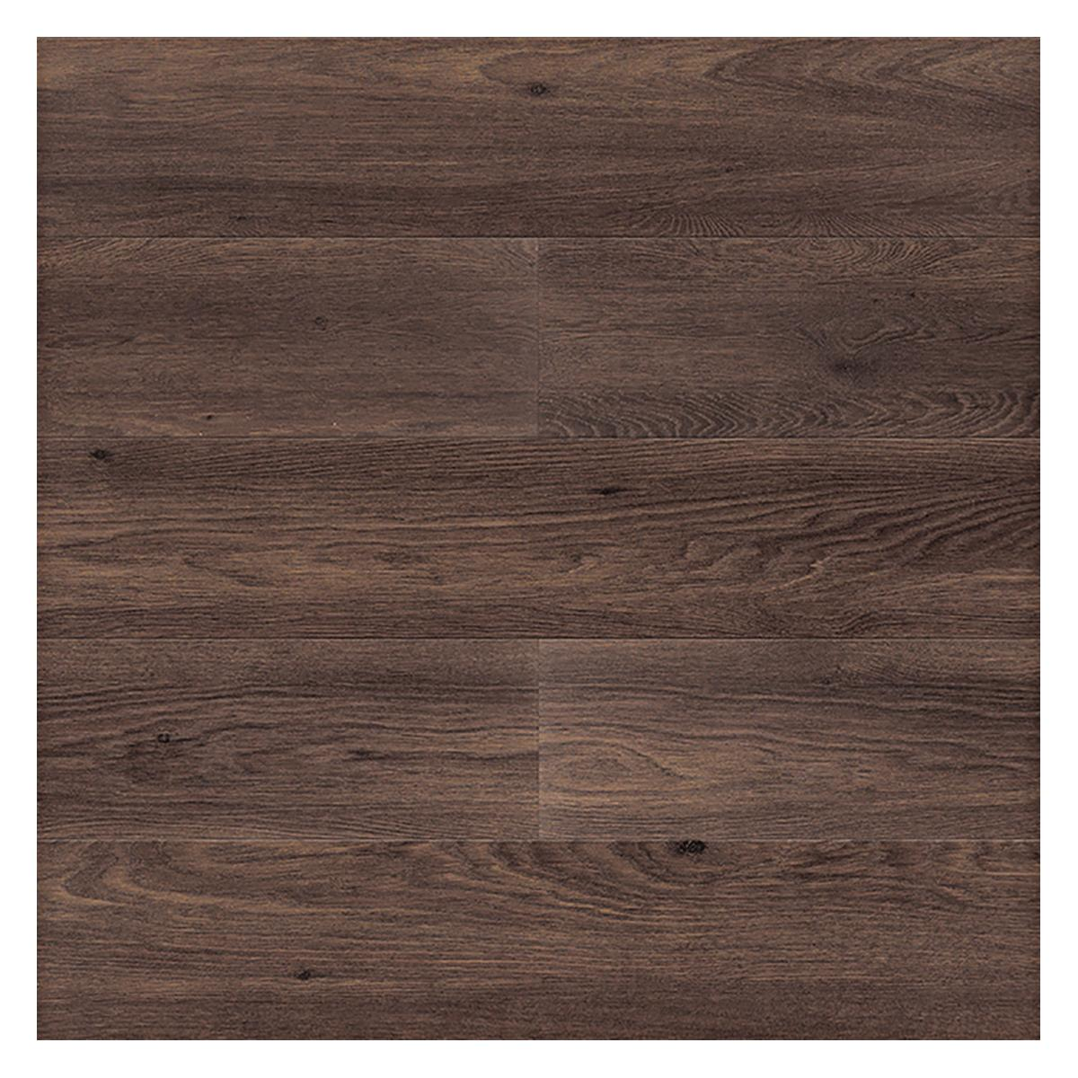 Piso LaminadoHabitat Marrón Oscuro Mate - 19.2X128.5 cm - 2.22 m2