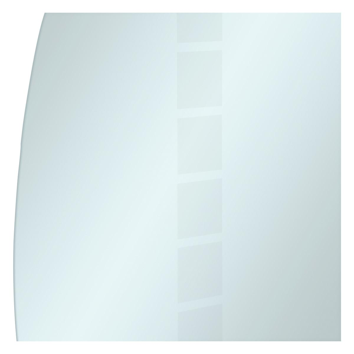 Espejo Galia Cristal Luz LED