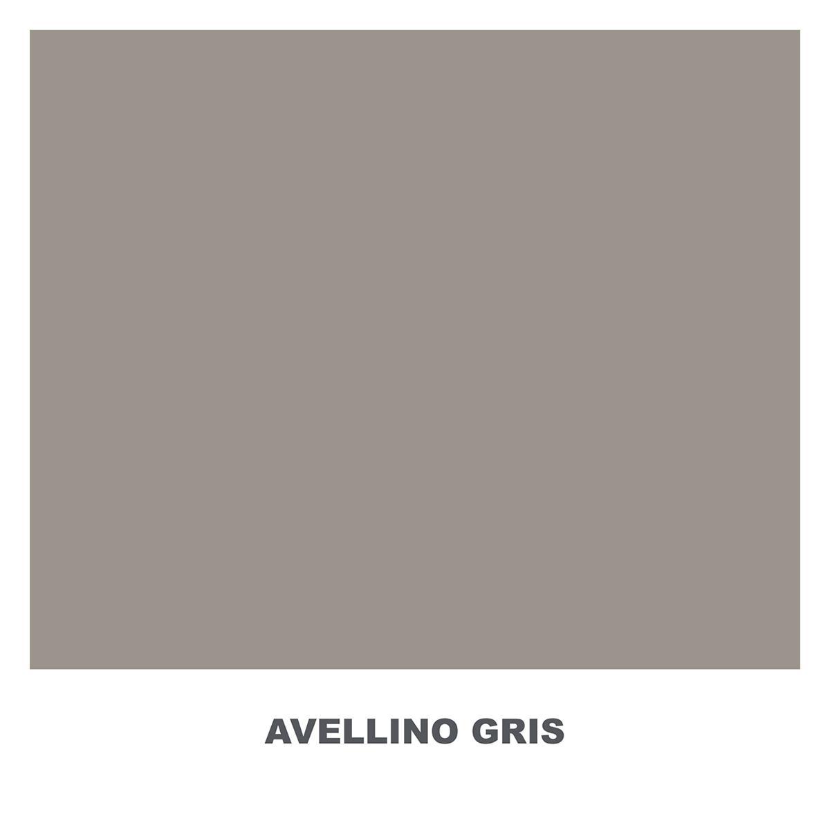 Super Porcelana Avellino 1KG - Gris