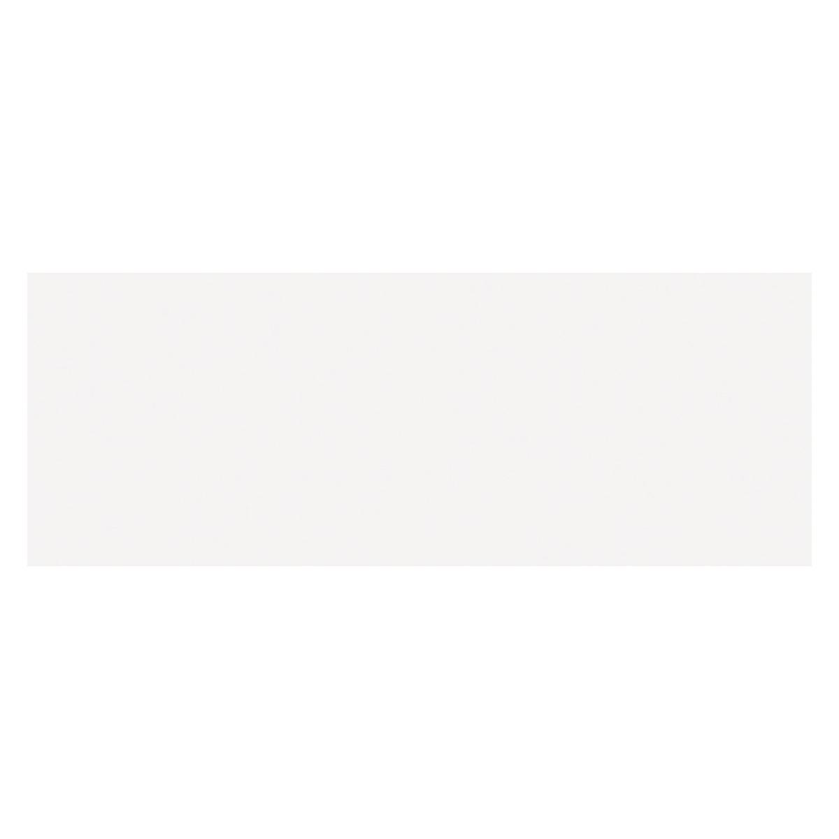 Mayólica Diamante Blanco Mate - 45X120 cm - 1.62 m2