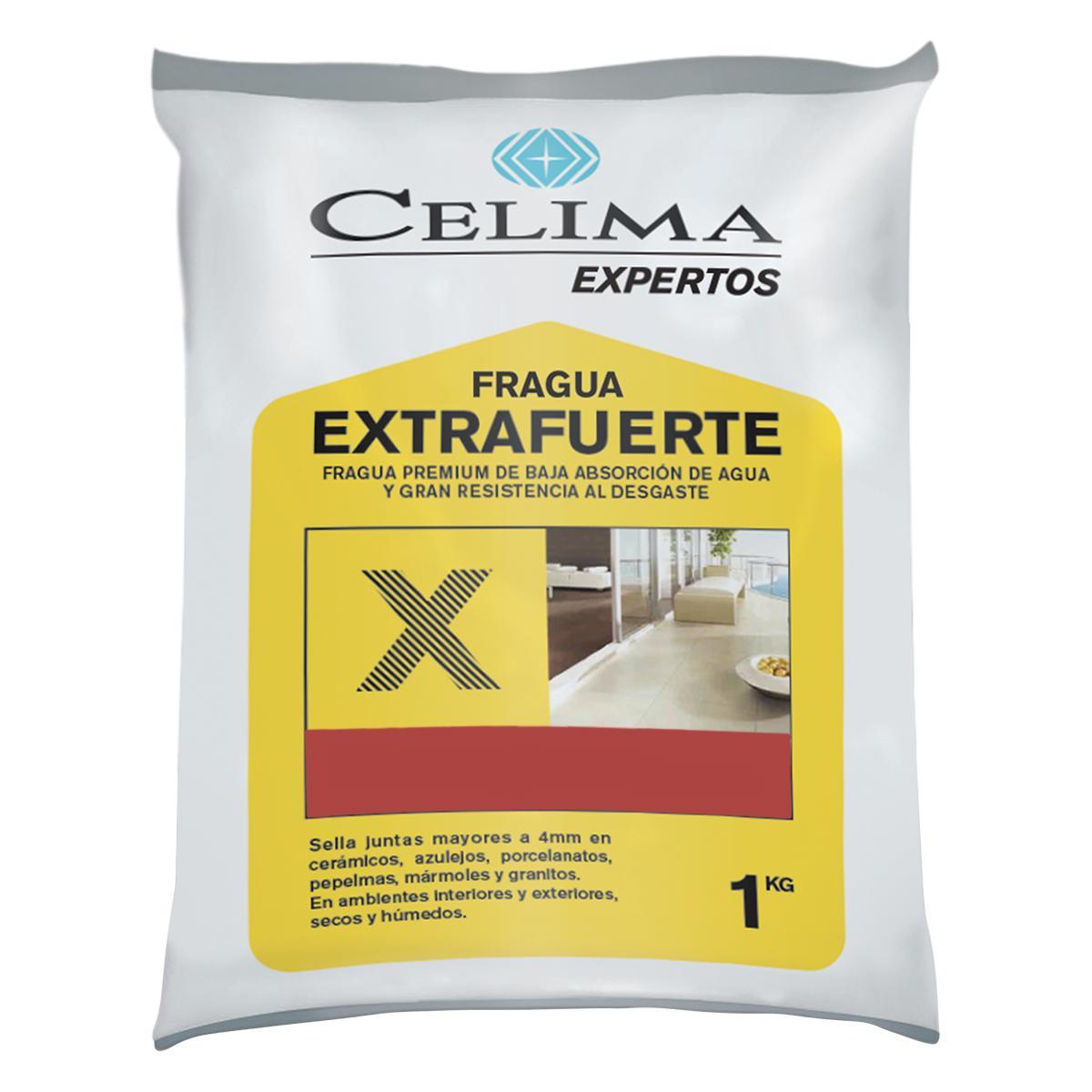 Fragua Premium Extrafuerte Terracota - 1 KG