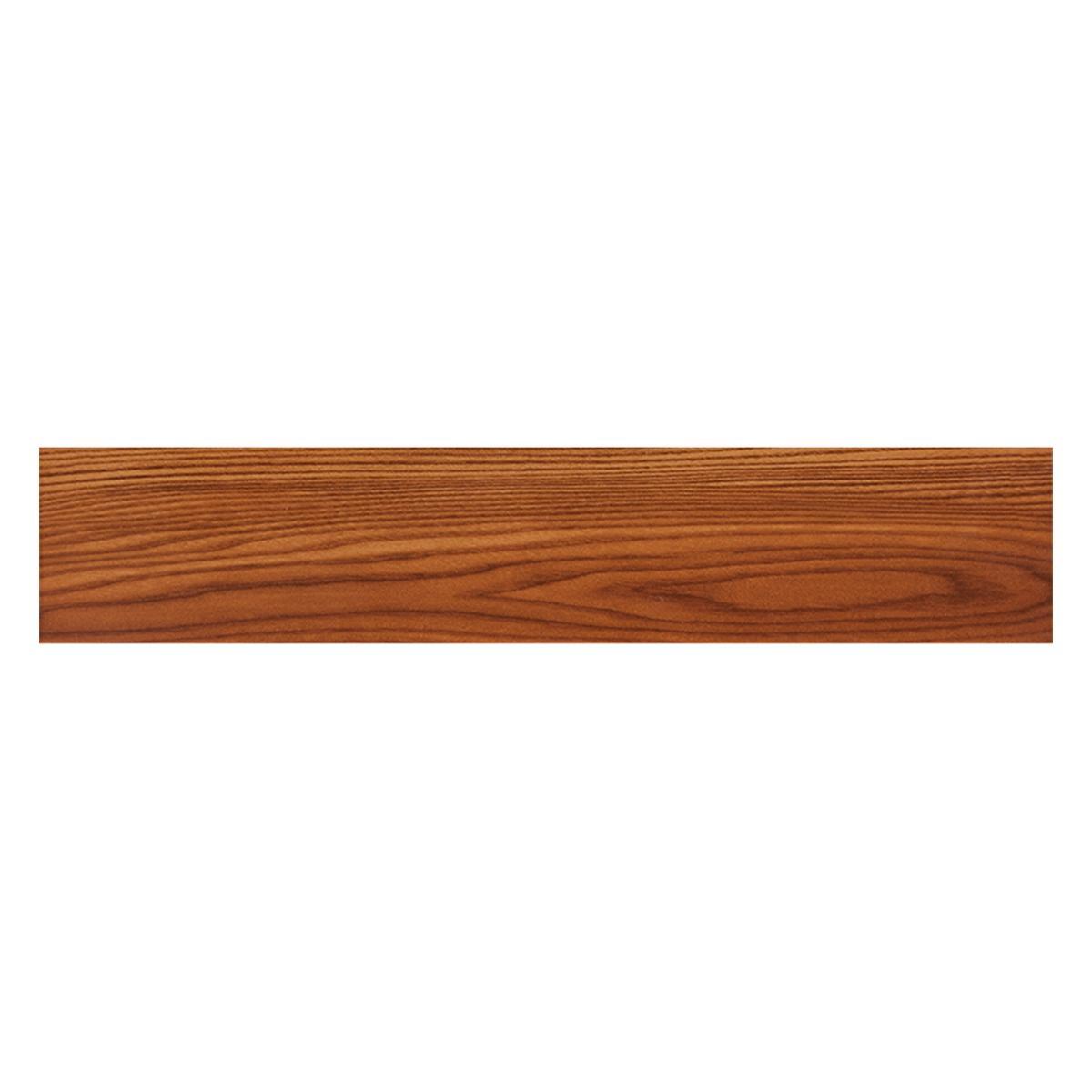 Zócalo Natura Caramelo Brillante - 8.7X45 cm - 1 pza