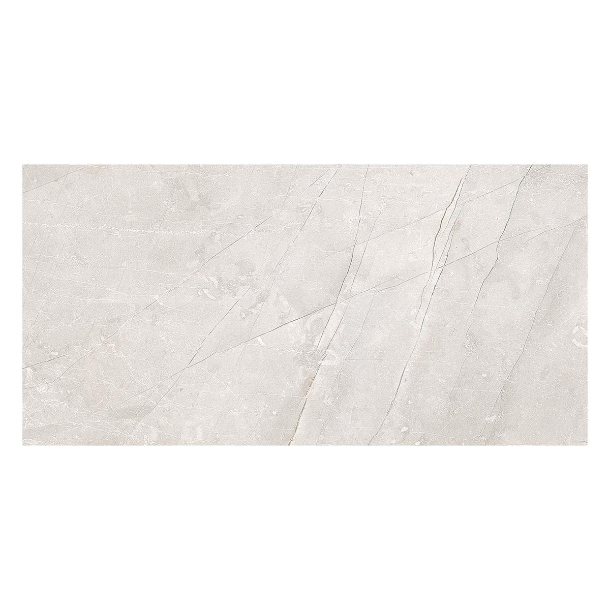 Gres Porcelánico Valencia Blanco Mate - 30X61 cm - 1.67 m2