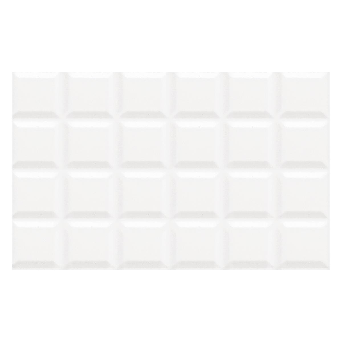 Mayólica Kali Blanco Brillante - 25X40 cm - 1.83 m2