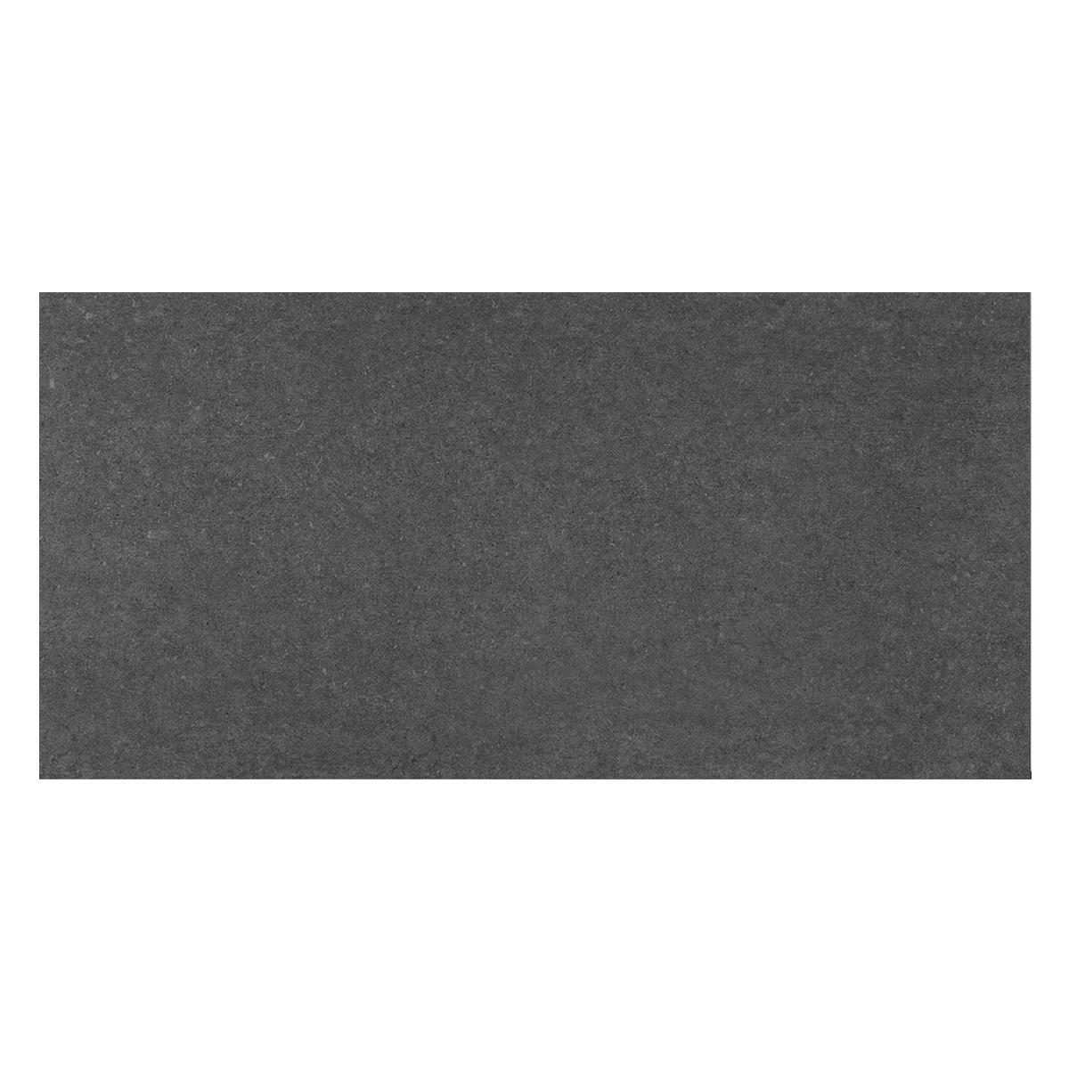 Porcelanato Sement Rectificado Negro Natural - 45X90 cm - 1.21 m2