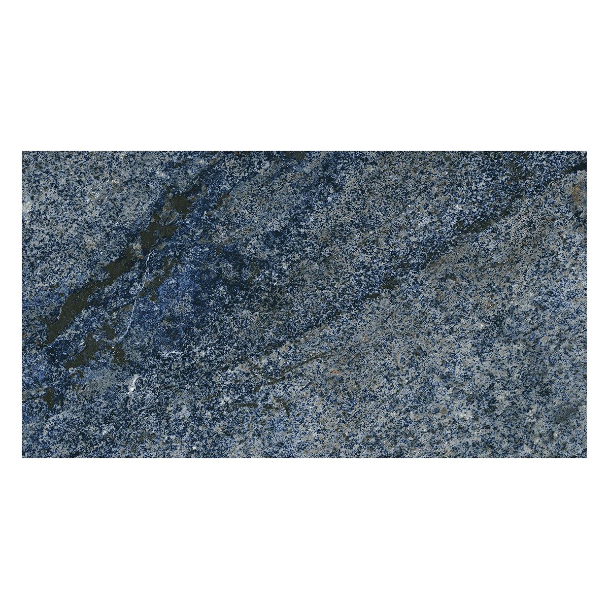 Porcelanato Bahia Azul Semi Brillante - 60X120 cm - 1.44 m2