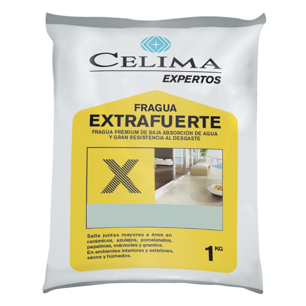 Fragua Premium Extrafuerte Jade - 1 KG