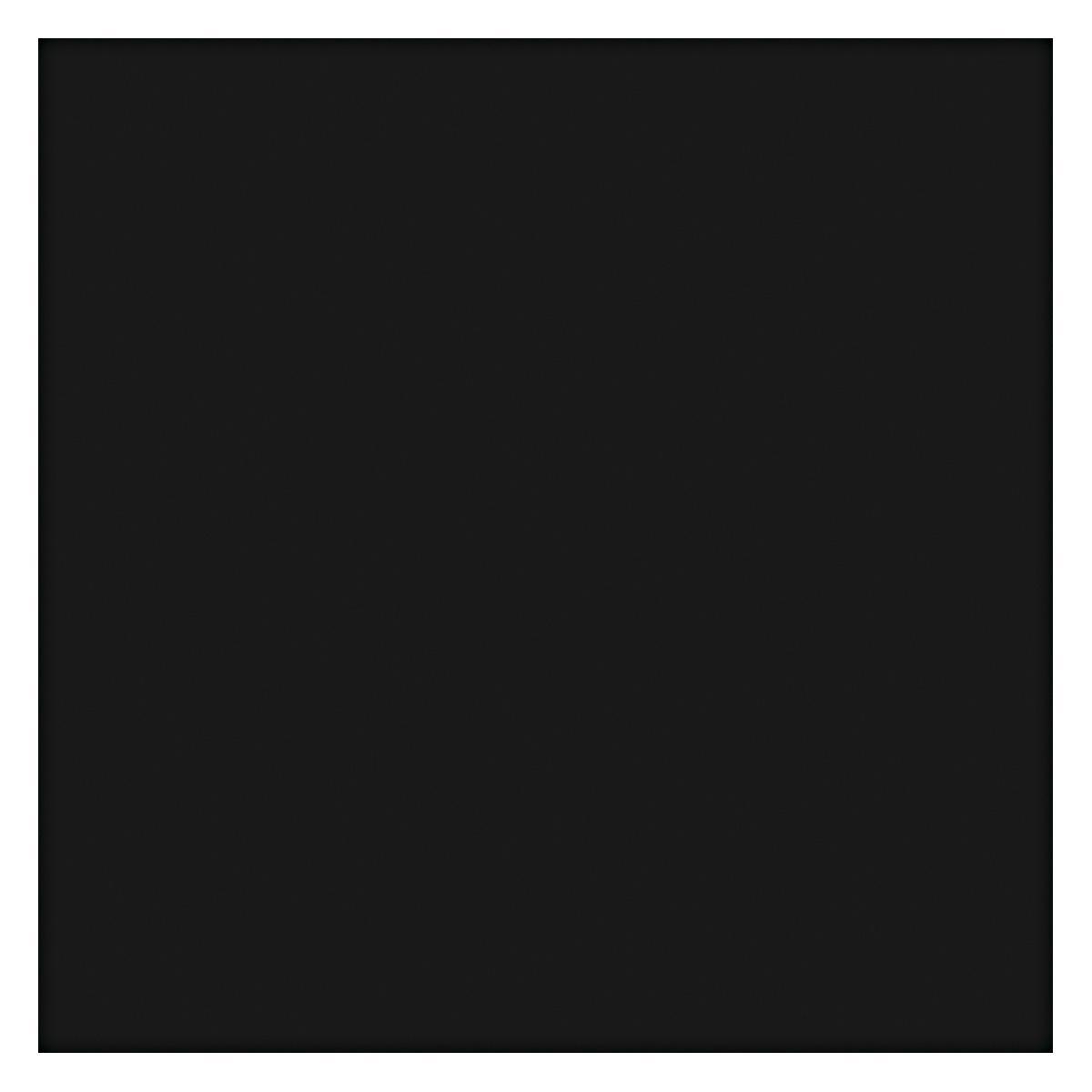 Porcelanato Super Negro Brillante - 60X60 cm - 1.44 m2