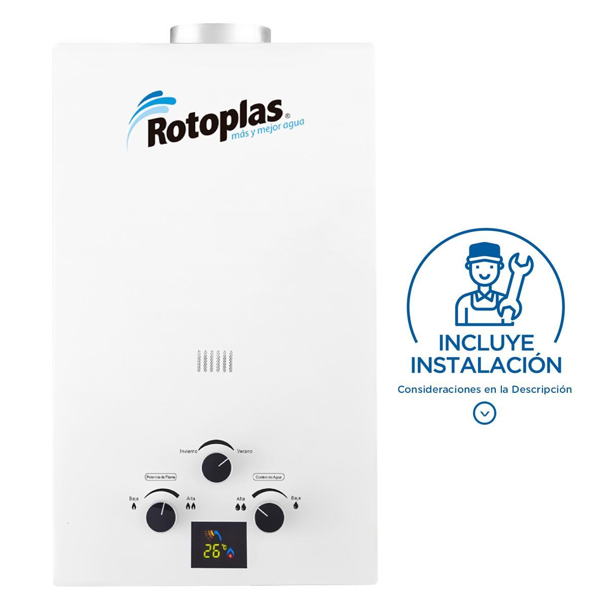 Terma A Gas Premiun 10L - Blanco
