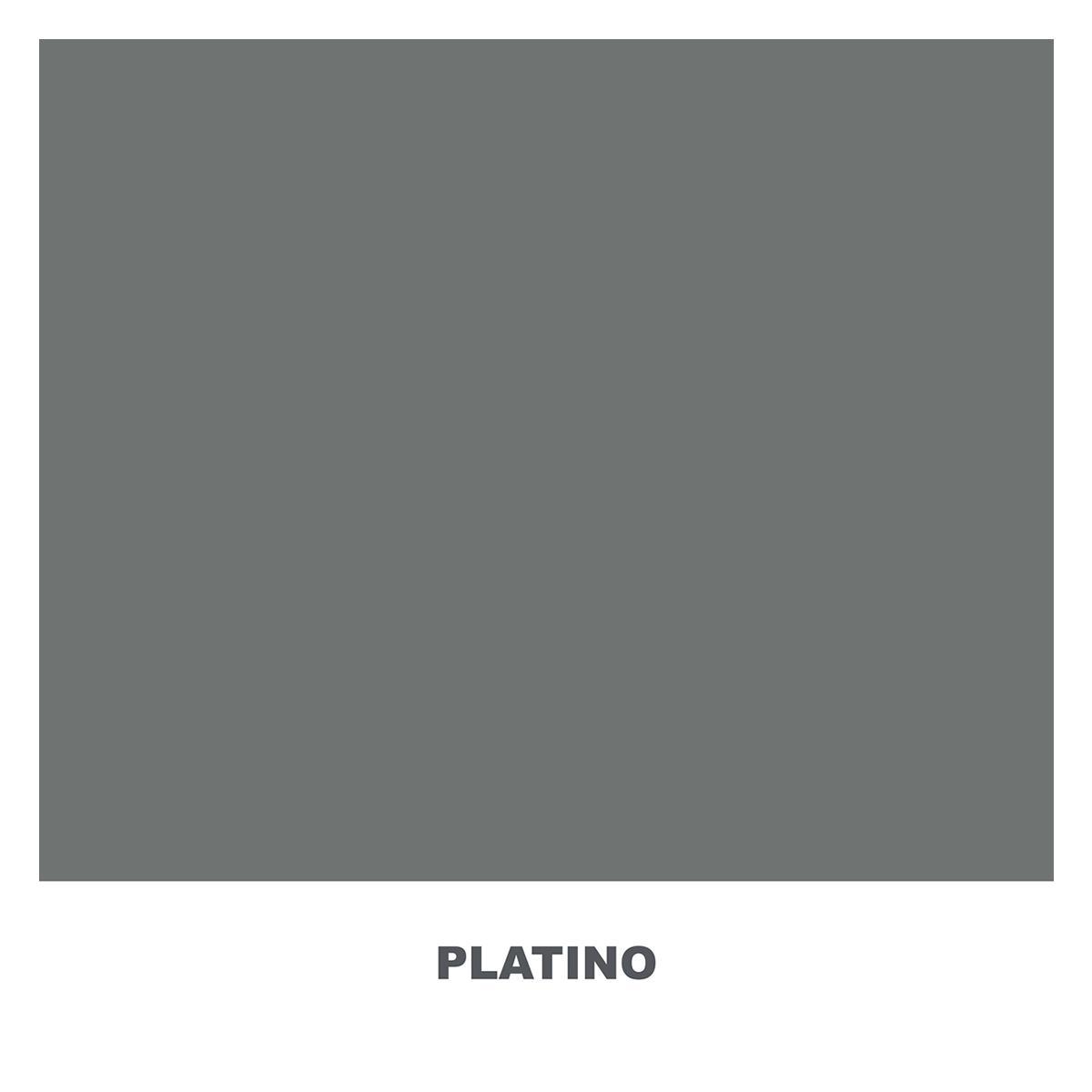 Super Porcelana 1KG - Platino