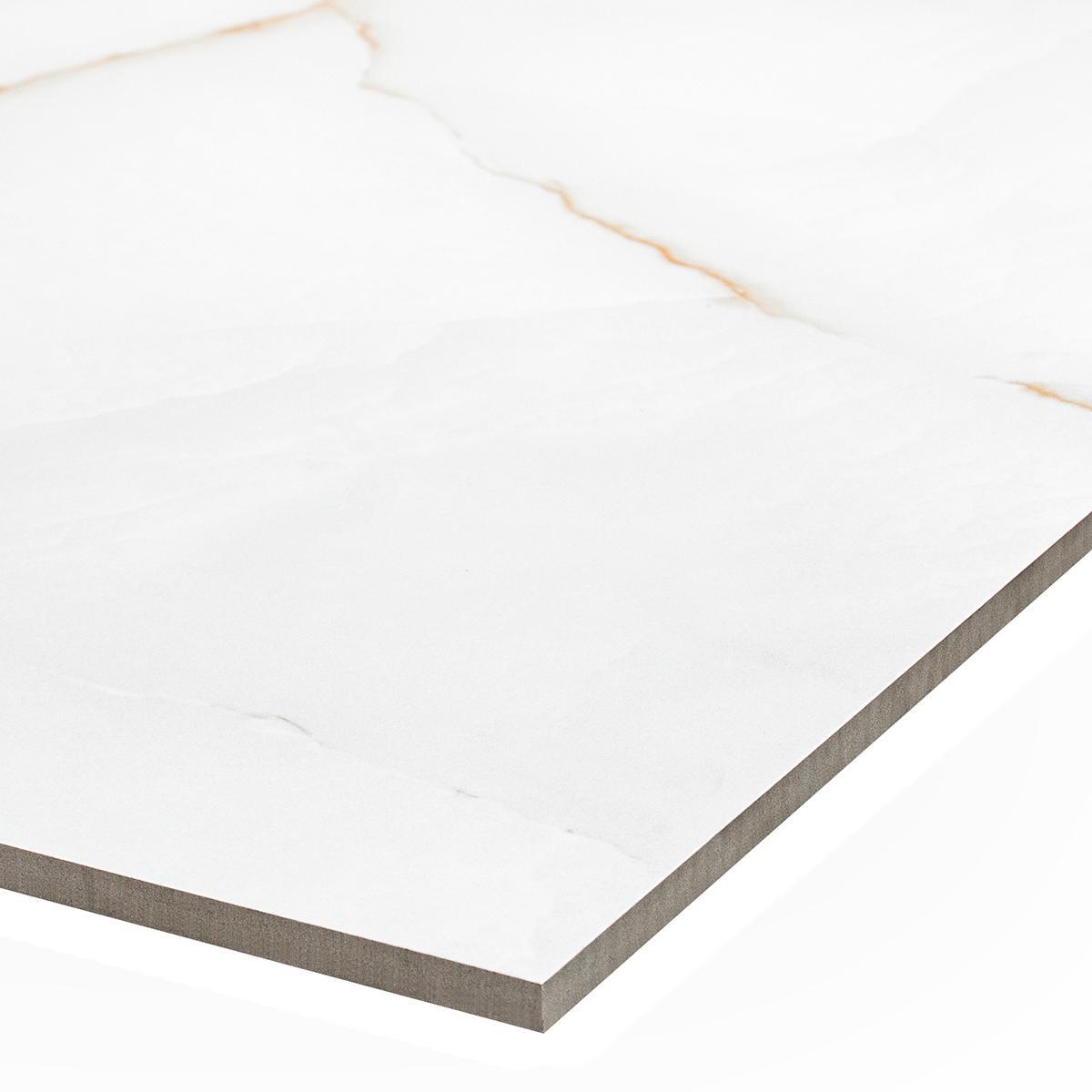 Porcelanato Jupiter Blanco Brillante - 60X120 cm - 1.44 m2