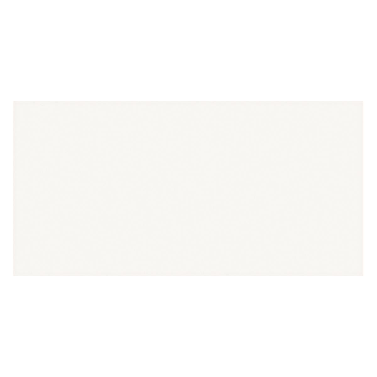 Porcelanato Blanco Mate - 30X61 cm - 1.66 m2