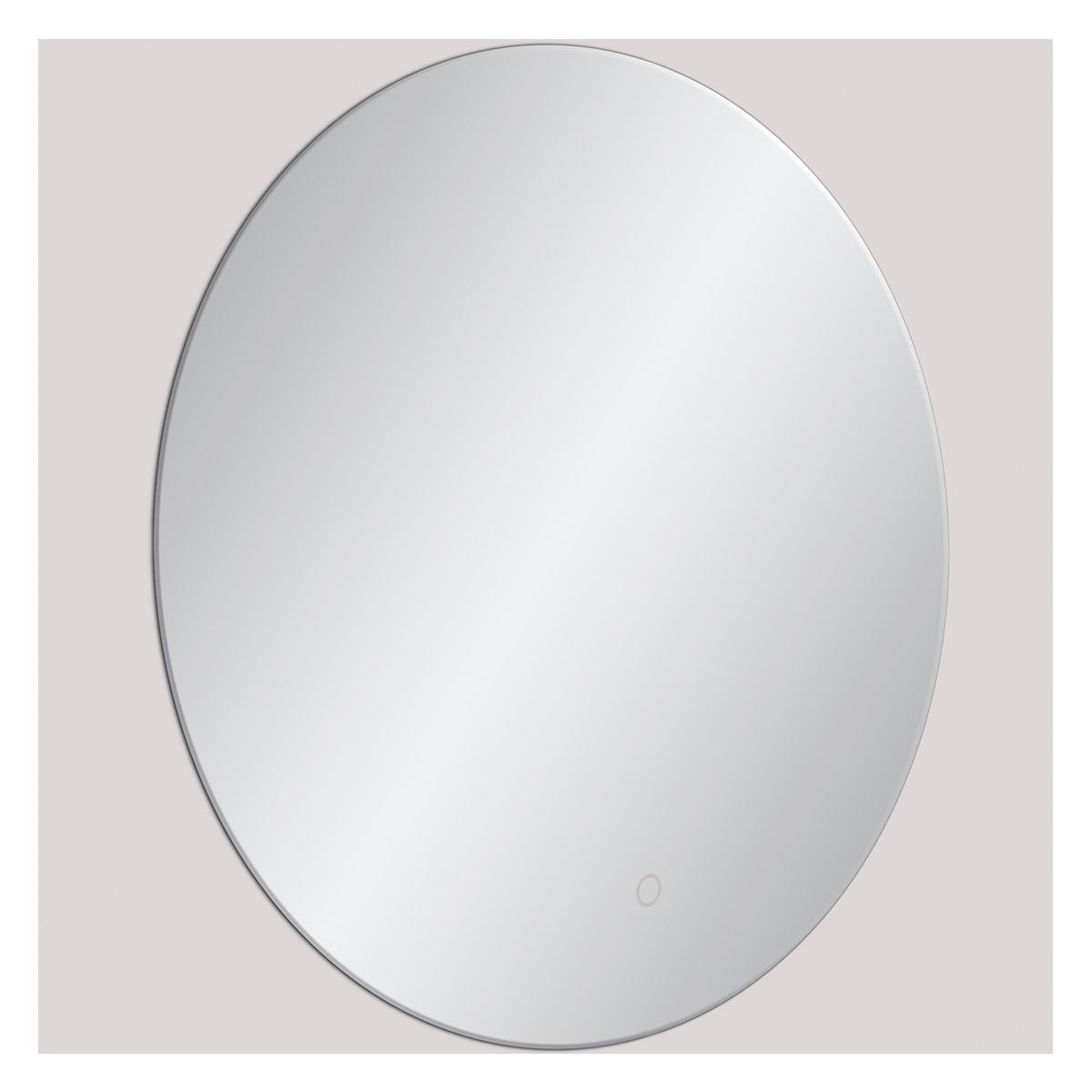 Espejo Luminar Con Luz Led Circular Para Baño