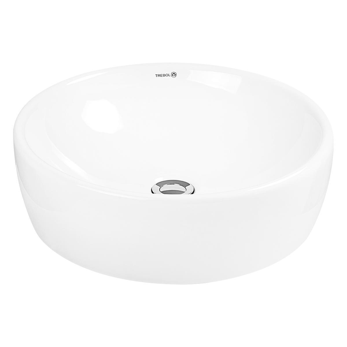 Bowl Priano Para Sobreponer - Blanco