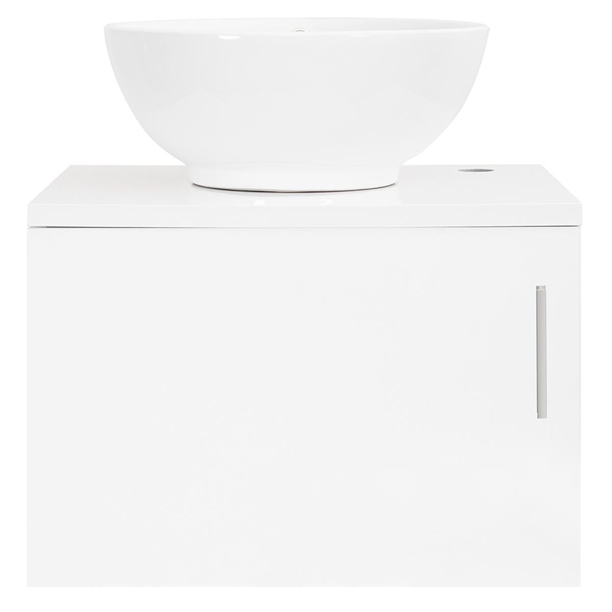 Mueble Para Baño Makalu - Blanco
