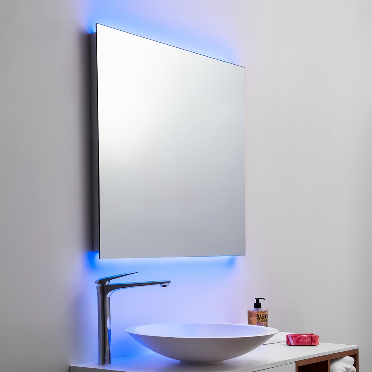 Espejo Stixx Con Luz Led Para Baño