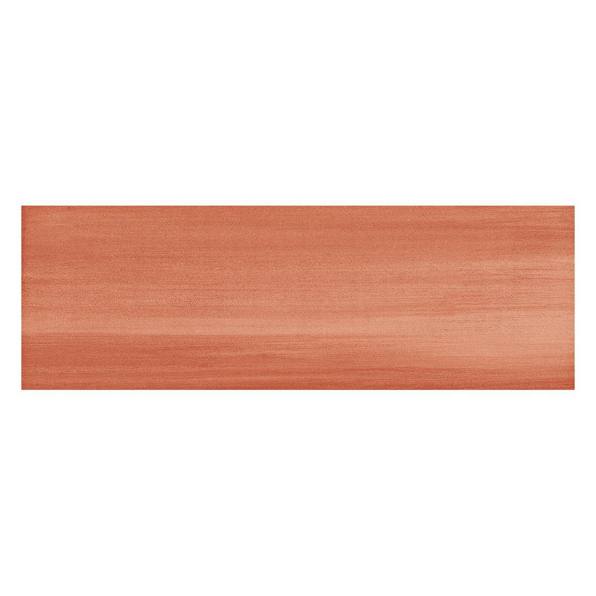 Mayólica Capitol Coral Brillante - 30X90 cm - 1.08 m2