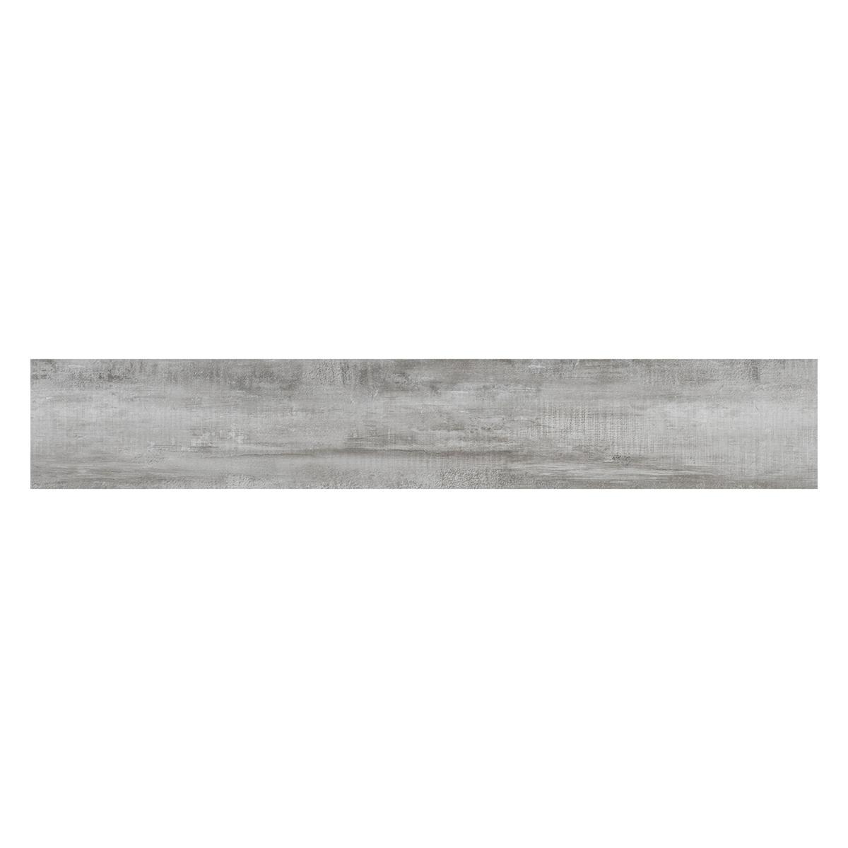 Porcelanato Urbanwood Gris Mate - 19.4X118.2 cm - 1.37 m2
